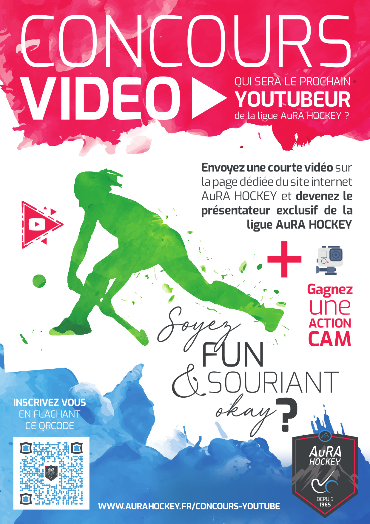 concours youtube ligue