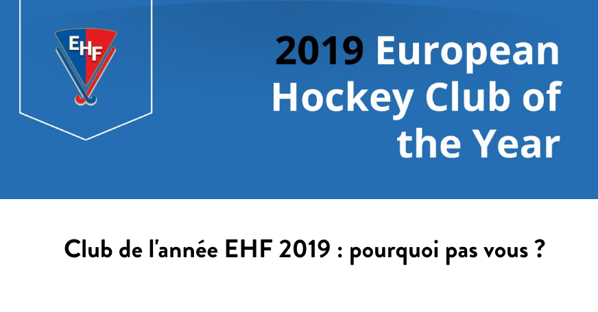 2019 EHF Club of the Year