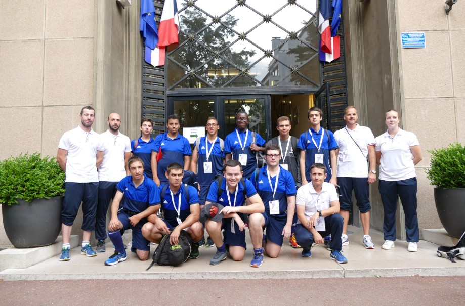 INAS Summer Games France