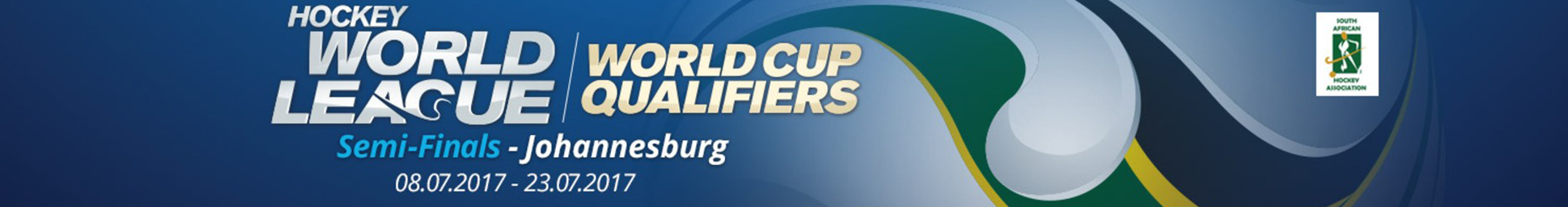 Hockey World League Semi-finals (Johannesburg)