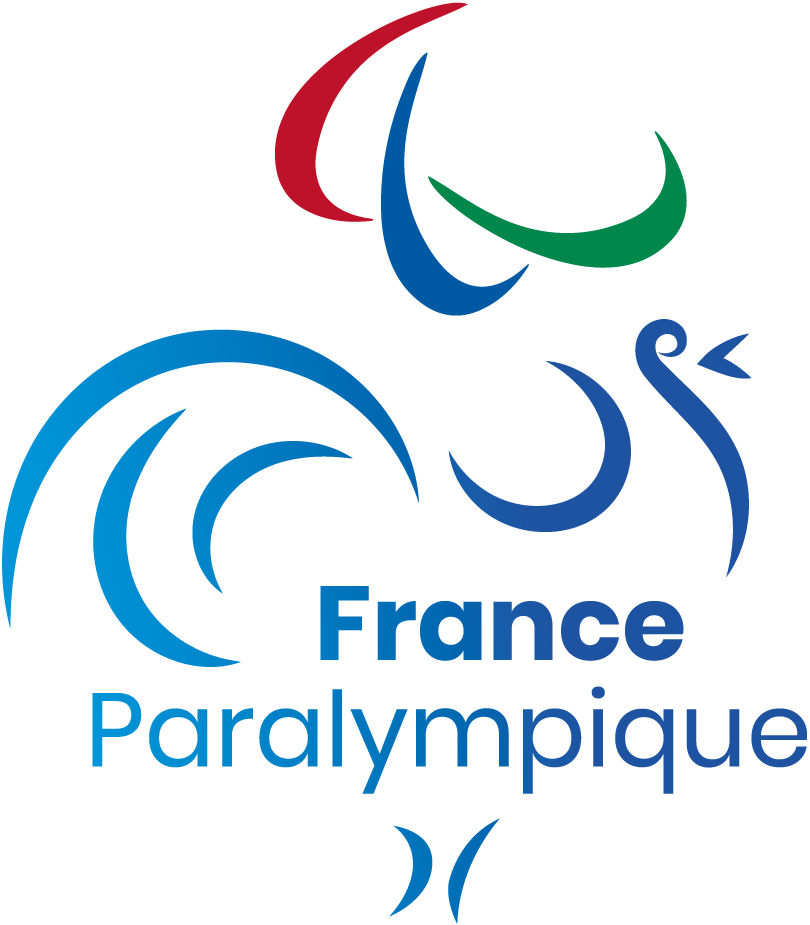 FRANCE PARALYMPIQUE COULEUR