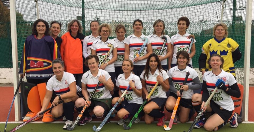 Collectif France Féminins Masters