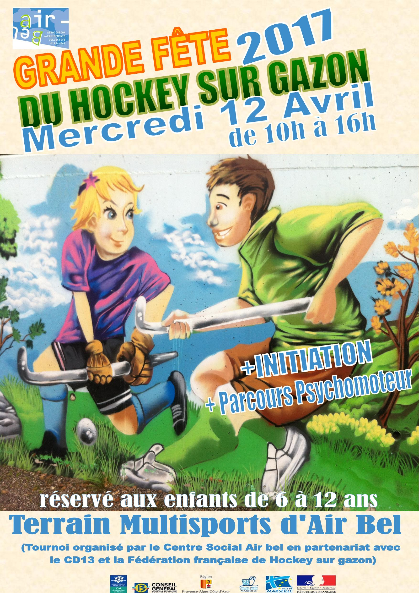 Affiche FETE DU HOCKEY 12avril 2017