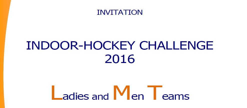 Indoor Hockey Challenge 2016 Austria