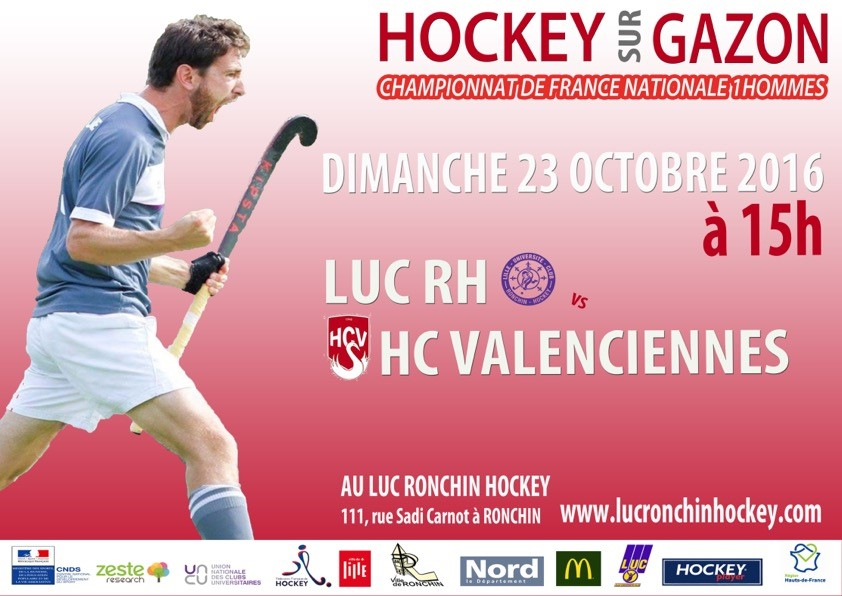 LUC RH vs HC VALENCIENNES