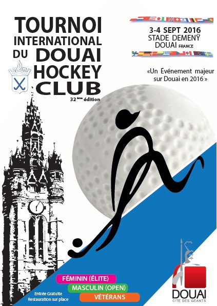 Tournoi International DOUAI HC