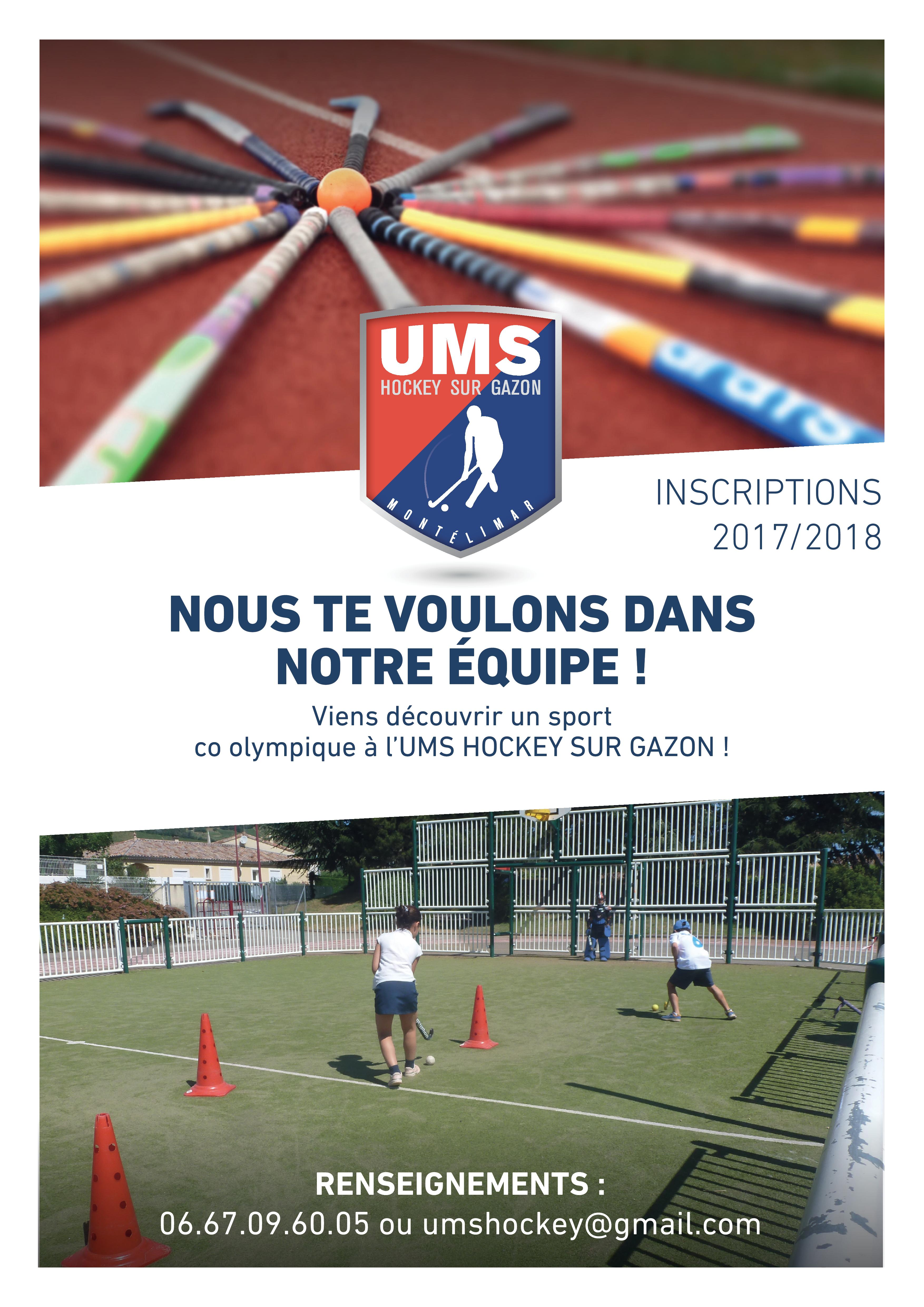 Affiche inscription 2017 2018 UMS Hockey page 001
