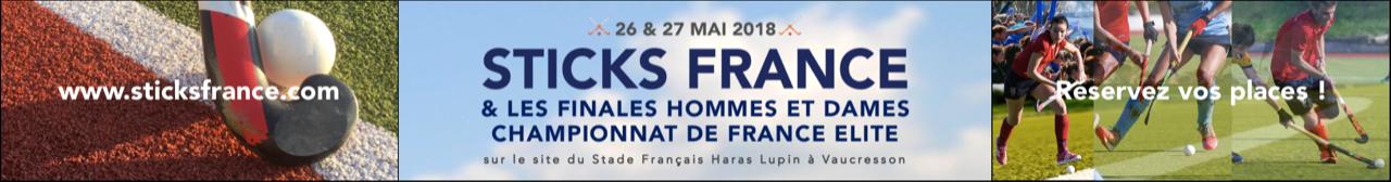 Sticks France 2018