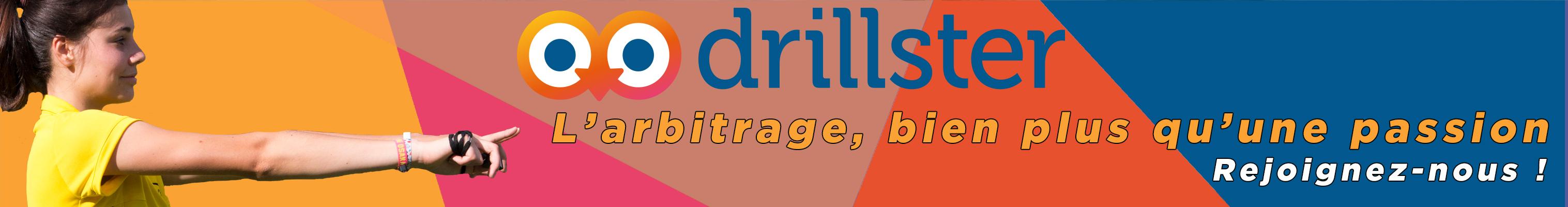 Drillster - Rejoignez nous !